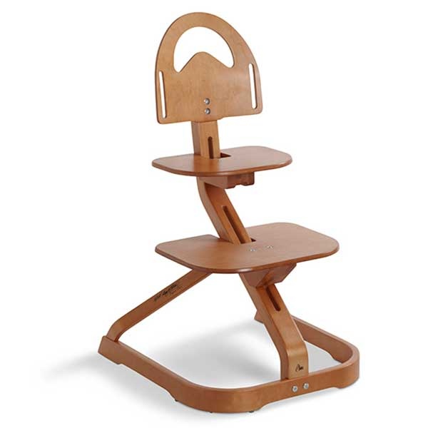 SVAN SIgnet Essential High Chair Cherry