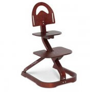 SVAN SIgnet Essential High Chair Mahogany