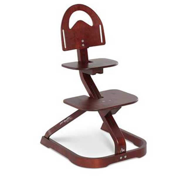 Exceptional ... SVAN SIgnet Essential High Chair Mahogany ...