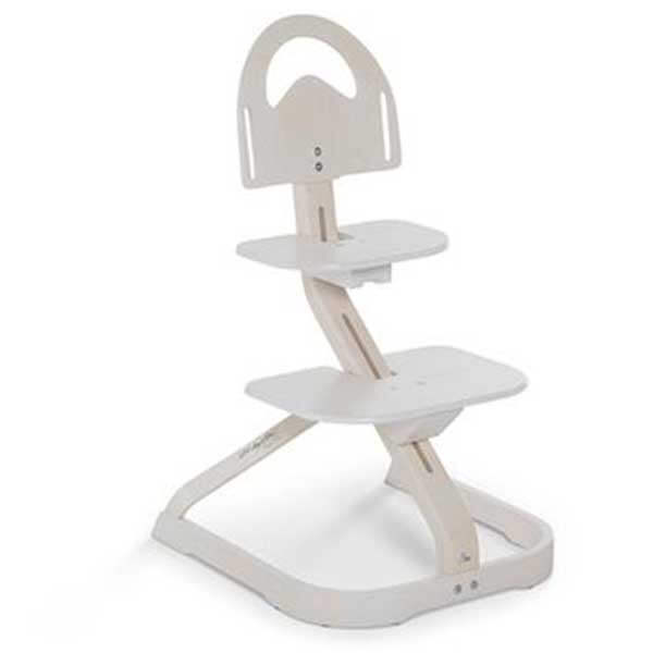 Mahagony Color Baby High Chair