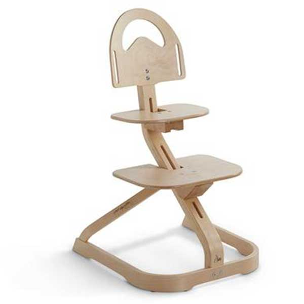 Captivating ... SVAN SIgnet Essential High Chair Natural ...