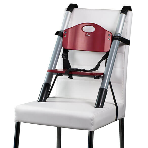 SVAN Signet Essential High Chair · SVAN Lyft Booster Seat Red