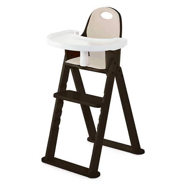 ... SVAN Baby To Booster Bentwood High Chair