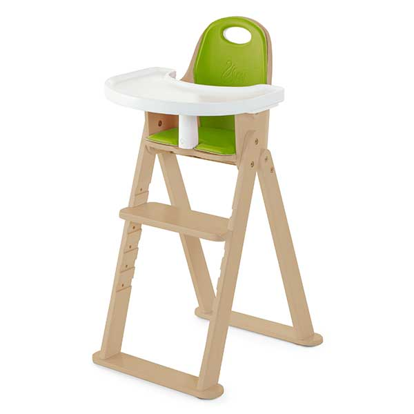 Bentwood High Chair Espresso