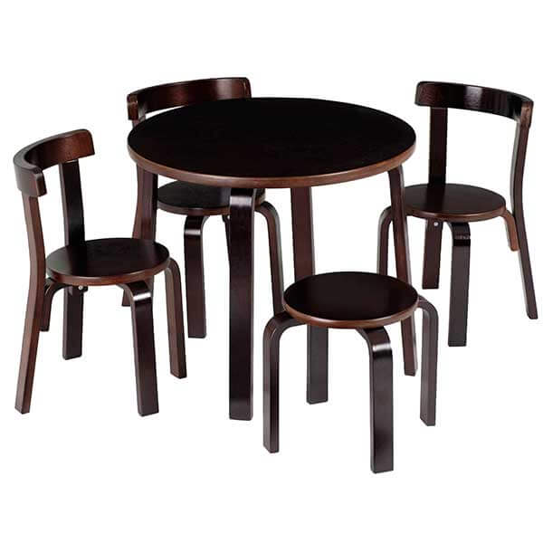 play with me toddler table and chair set svan. Black Bedroom Furniture Sets. Home Design Ideas