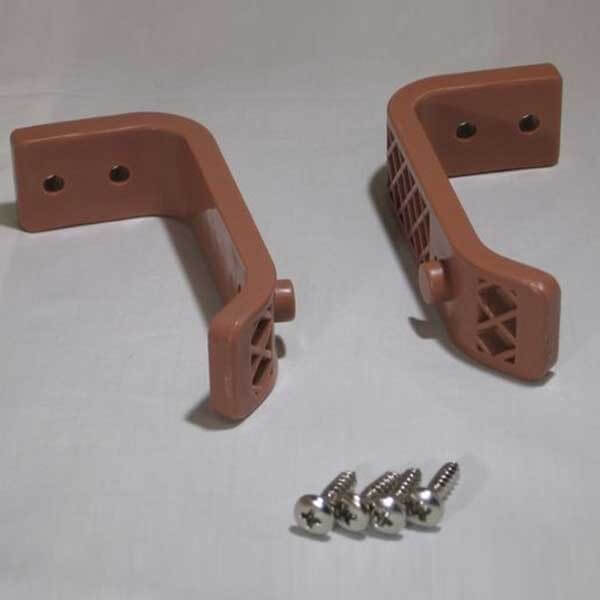 SVAN Plastic Tray Clips and Tray Screws
