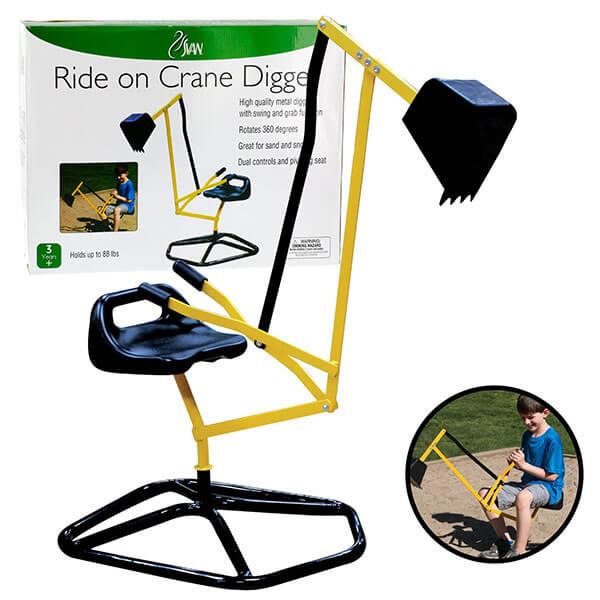 SVAN Ride on Crane Digger