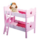 Svan Doll Bunk Bed Set