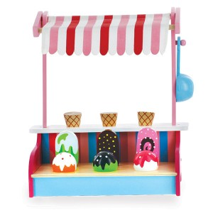 SVAN Ice Cream Shop Wooden Toy Set