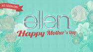 The Svan Ice Cream Cart Wooden Toy was featured on the Ellen Show