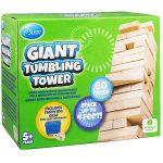 Giant Tumbling Blocks from Svan
